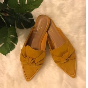 Twisted Knot Mules NWT